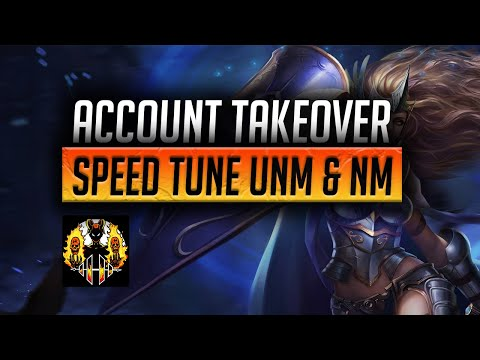 RAID: Shadow Legends | SPEED TUNE FOR UNM and NM & TAKE ON SPIDER 20! 50% increase Clanboss Damage!