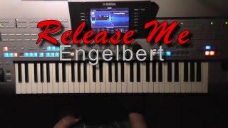 Release Me - Engelbert, Cover, eingespielt mit Titelbezogenem Style auf Tyros 4