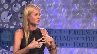 Gwyneth Paltrow Talks Goop and Martha Stewart | Full Interview Fortune MPW