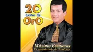 MAXIMO ESCALERAS - COMO FLOR EN EL JARDIN 2016