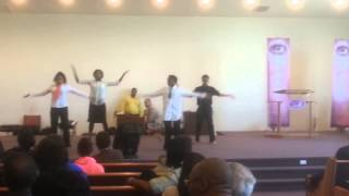 Same God ~ BMZ youth Dancers