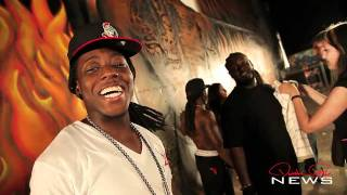 "Ace Hood Talk's ""HUSTLE HARD"" REMIX With Lil Wayne & T Pain HD 2011"