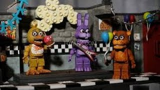 "Lego Fnaf Song ""Its Me"" Tryhardninja"