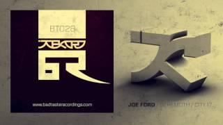 Joe Ford - Behemoth [Bad Taste Recordings]