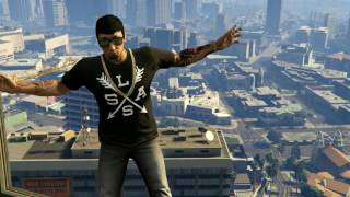 Ñengo Flow Ft Anuel AA Los Intocables Video Official (Gta V)
