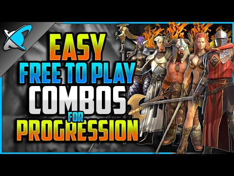 """EASY """"FTP"""" COMBOS for Progression!! 