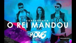 MC Loma e MC Jhey - O Rei Mandou - Move Dance Brasil - Coreografia