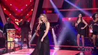 Claudia Leitte - Magalenha The Voice Brasil