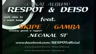 RESPOT & DEISO feat. SKIPE, GAMBA - Nečakal si (prod. DEISO)