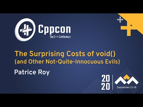 The Surprising Costs of void() (and Other Not-Quite-Innocuous Evils)