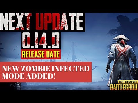 Download thumbnail for PUBG MOBILE new beta update 0 14 0