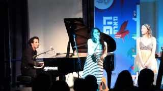 Oppenheim Music Project // Talk to much // With Shira Chen & Michal Shapira // Piano Music Festival