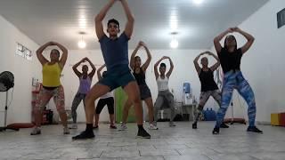 Coreografia Wesley Safadão e Anitta - Romance com Safadeza