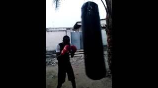 Boxing club Mazaba training