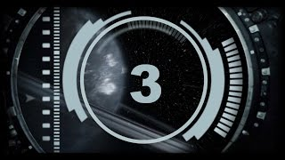 Countdown 30 sec Space Theme ( v 438 ) TIMER with sound effects HD 4k