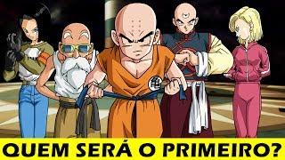 BOMBA!!! REVELADO 1º GUERREIRO Z ELIMINADO DO TORNEIO!!