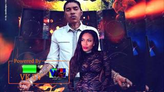 Vybz Kartel Ft. Kim Kelly - Alive [March 2017]