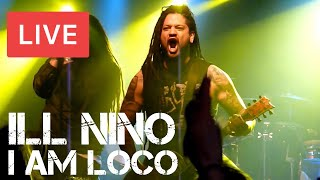 Ill Niño - I Am Loco Live in [HD] @ The Garage - London 2013