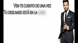 Ricky Martin Ft Maluma Vente Pa' Ca (Vers Electro Latino)(lyric)(Dvj Friz) 2017