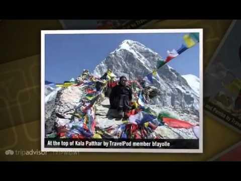 """Made it to Kala Patthar and Everest Base Camp :-)"" Bfayolle's photos around Everest Base Camp"