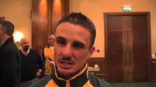 Joel Brunker On His Bout With Lee Selby