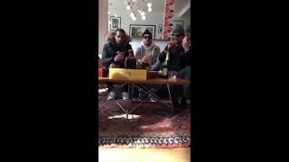 Kylie Kendall (Jay xero x Brendan Fallis rmx) / Live Reverse Snapchat Music Video