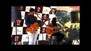 "Jogado na rua - Carlos & Patrícia -"" (cover)"""