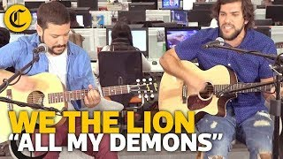 We the Lion - All My Demons /// Sesión #ArteEnElComercio