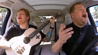 Ed Sheeran Brings Acoustic Guitar Along In Carpool Karaoke Sneak Peek