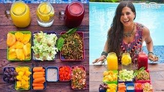 Bento Box Meal Prep | Raw Food Vegan Diet