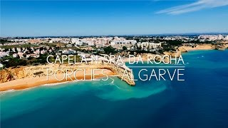 Capela N. Sra da Rocha - Vista Aérea (aerial view) @Porches - Portugal
