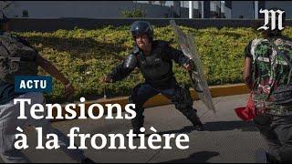 Violences à la frontière entre le Mexique et les Etats-Unis
