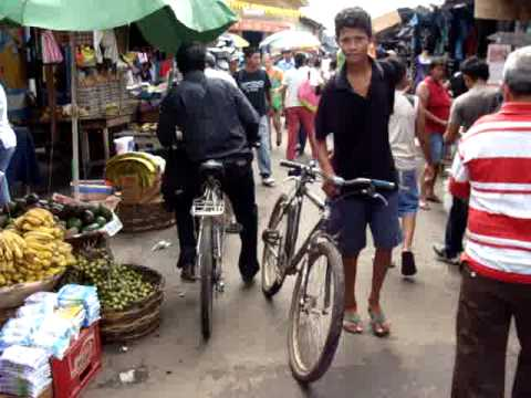 Mercado de Granada, Nicaragua (agosto 2011)