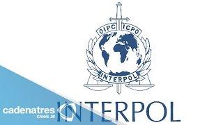 """Interpol emite alerta mundial por la fuga de """"El Chapo"""""""