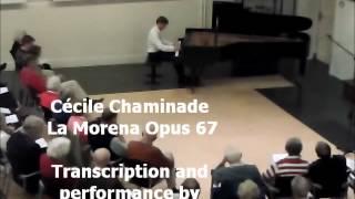 Chaminade La Morena Opus 67