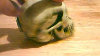 Death whistle Aztec Mayan Instrument Awesome sound A+.