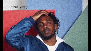 aint.easy | Kendrick Lamar/Logic/Knxwledge Type Beat