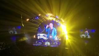 """Nickelback - """"Savin' Me"""" featuring CHRIS DAUGHTRY, Omaha 7/21/17"""
