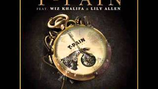 T-Pain Feat. Lee'yoh & Lily Allen - 5 O'Clock Remix