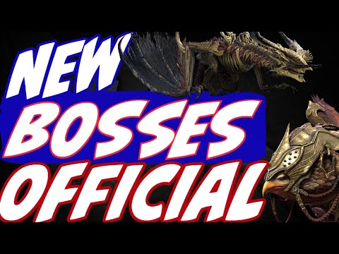 New DT bosses OFFICIAL INFO! All skills. Next reset! Raid Shadow Legends