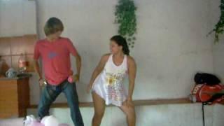 Dança da cabrita!