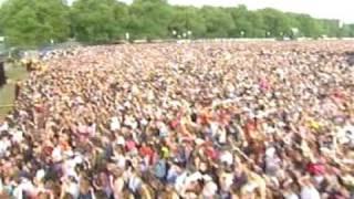 Destiny's Child - Survivor Live @ Party In The Park 2001