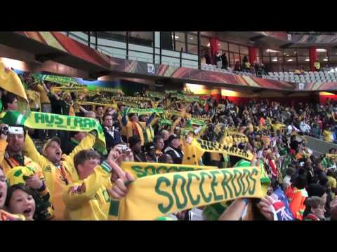 FIFA World Cup 2010 South Africa – Fanatics on Tour – Day 14