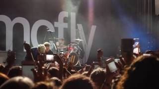 McFly; That Girl. Manchester - 12th September 2016. HD.
