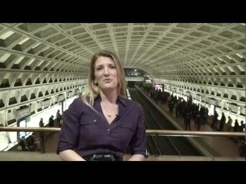Riding Metro on Inauguration Day