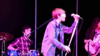 Yellow (Coldplay) The Paperboys Live 2012  clip