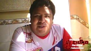 SALUDO DESDE BOLIVIA ANDE SUR Y ARNOL BANDA SAN ANDRES PARA  ESENCIA LATINA   2015