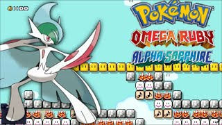 Wally`s Battle Theme (Pokemon OrAs) - Mario Maker Music