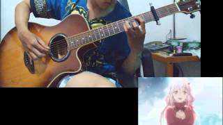 Guilty Crown  - Release My Soul Guitar Cover