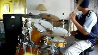 Flobots-Handlebars (drumcover)By:Erick Maduro